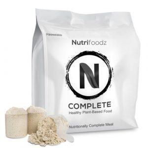 Nutrifoodz Complete Vanilla maaltijdshake